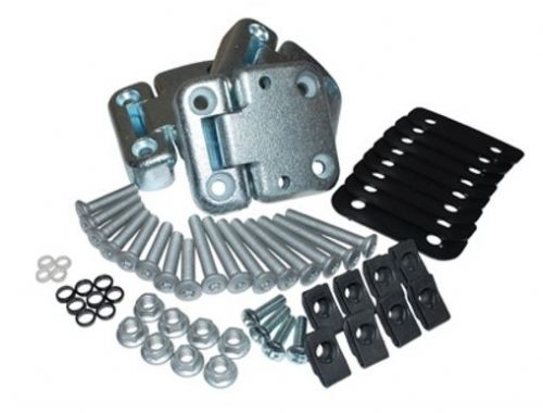 Front door hinge kit - Defender & Series 3
